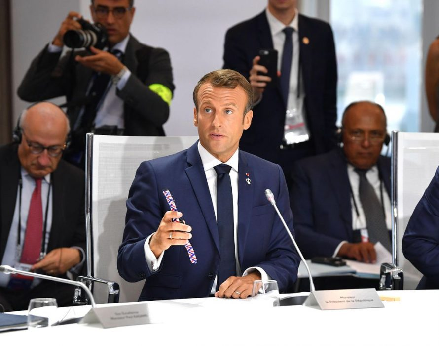 Biodiversity is life insurance for humans: Macron