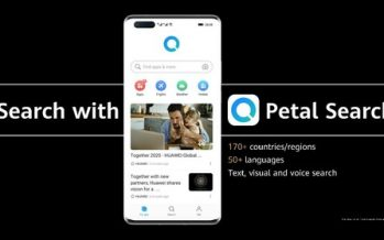 Huawei Launches Petal Search, Petal Maps, HUAWEI Docs and More