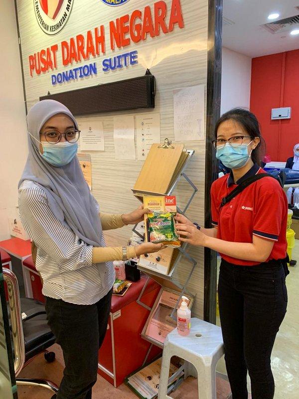 Jasmine Food supports Pusat Darah Negara's (PDN) Blood Donation Drive