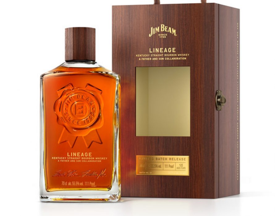 Jim Beam Launches 'Lineage' – A Father and Son Collaboration