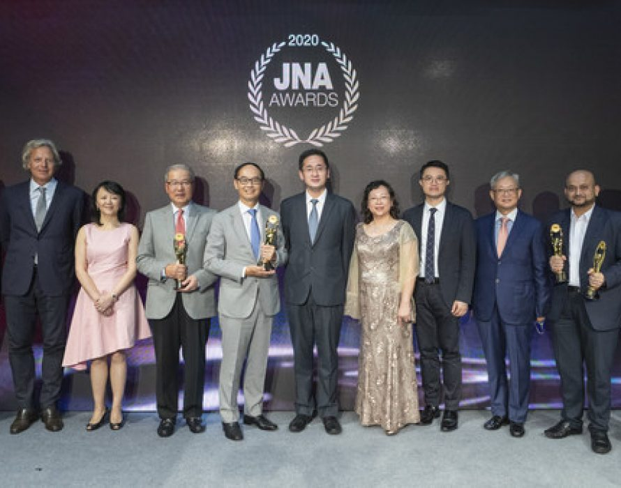 JNA Awards 2020 feted outstanding industry leaders in first hybrid ceremony