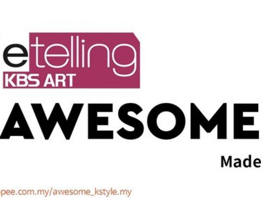 KBS ARTVISION opens 'AWESOME-K', a V-commerce store
