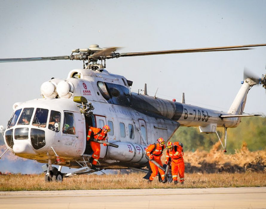 Liaoning accelerates the construction of aviation fire emergency rescue system