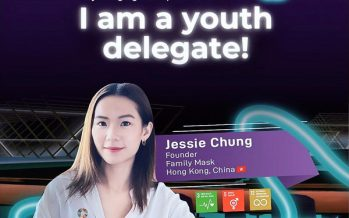 Local Young Leader Selected as a Youth Delegate for the 2020 YOUNGA Forum–Global Takeover of the United Nations