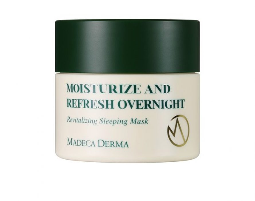 Madeca Derma Unveils New Sleeping Mask and Amazon Prime Day Promotions