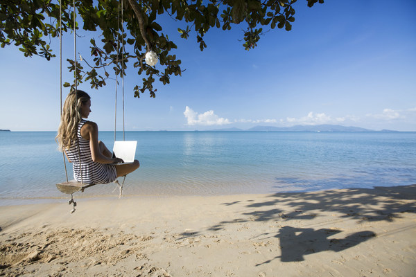 Marriott International offers a new program to work anywhere with Marriott Bonvoy