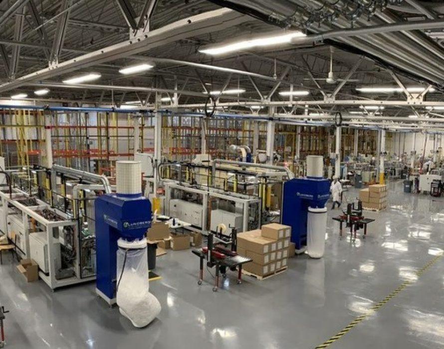 Medicom Announces New USA Mask Manufacturing Plant