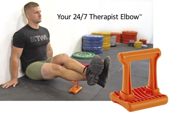 The Tool being used on a Tight Calf