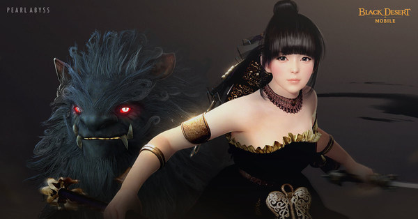 New Class Tamer Arrives in Black Desert Mobile