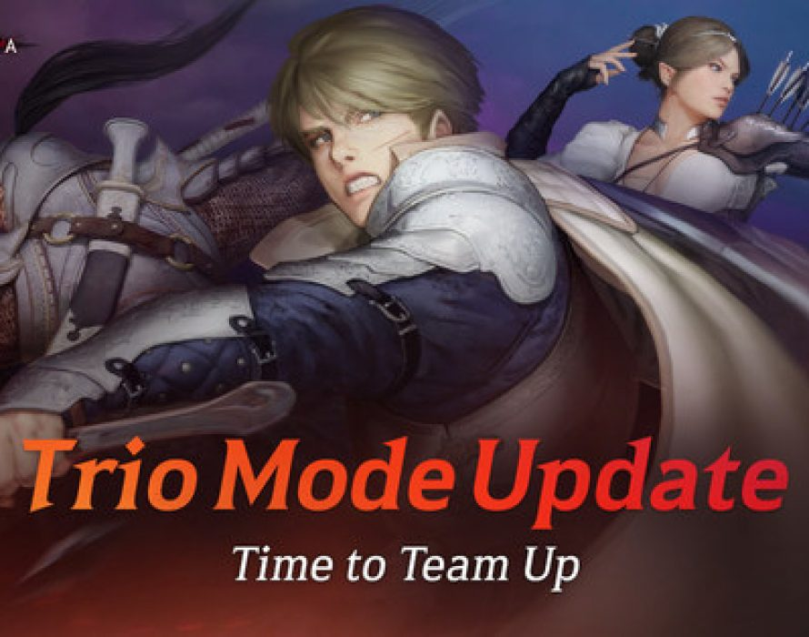 New Trio Mode Now Available in Shadow Arena