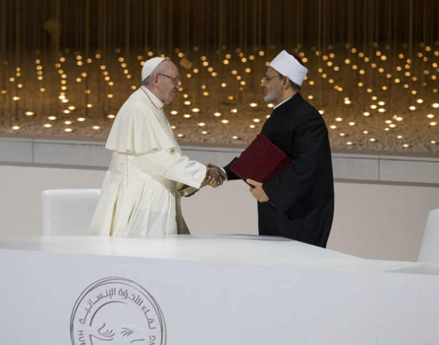 Nominations invited for 2021 Zayed Award for Human Fraternity