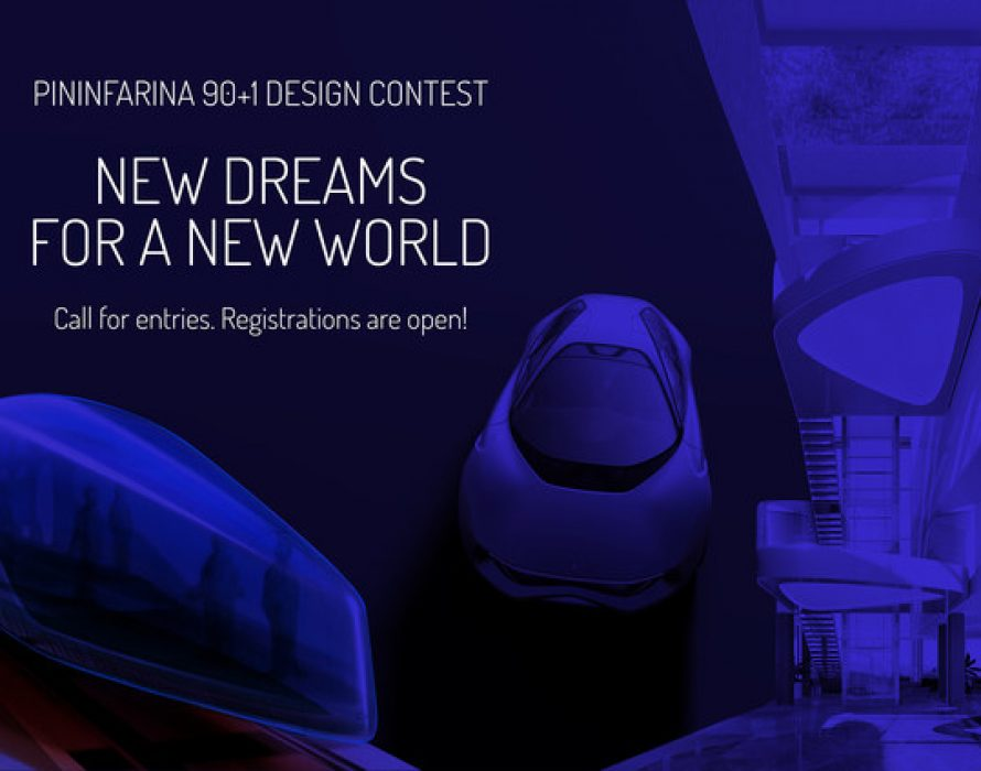 Pininfarina launches design competition for a new world