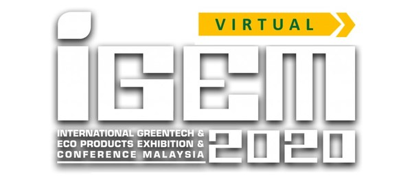 First online edition of the 11th International Greentech & Eco Products Exhibition & Conference Malaysia (IGEM 2020)