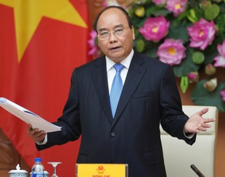 PM Phuc: Entry to Vietnam must be closely controlled