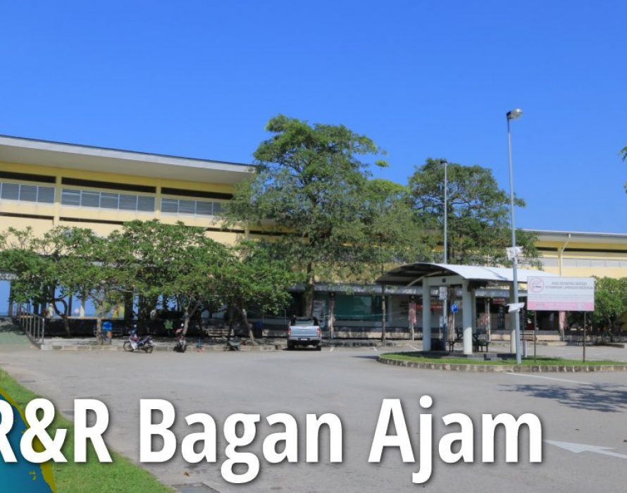 Covid-19: Recreational area at Bagan Ajam R&R ordered to close