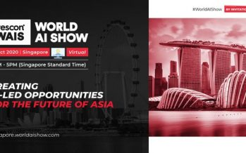 Royal Danish Embassy in Singapore supports Trescon's World AI Show which is virtually gathering global AI experts and technology innovators