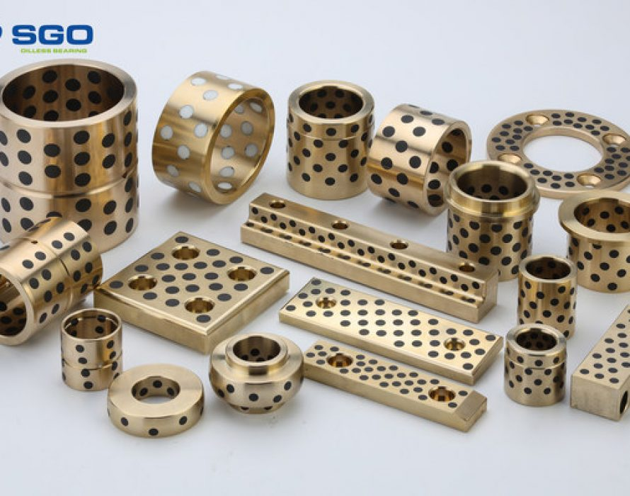 SGO, an oilless bearing manufacturer in Korea, participates in an exhibition in Japan despite COVID-19