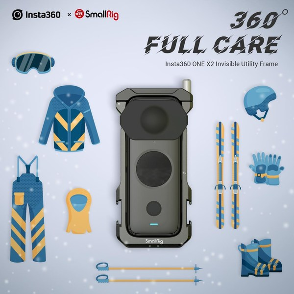 SmallRig Utility Frame for Insta360 ONE X2