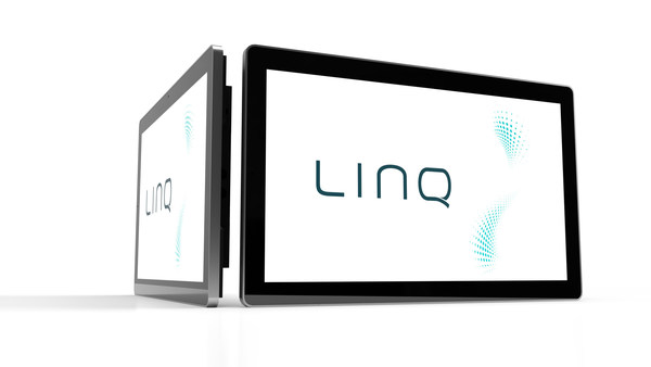 LINQ tablets are optimized for fixed applications such as point of sale, digital catalogs, digital signage, self-service kiosks and interactive guided selling solutions, ideal for STRATACACHE's global clientele including marketing and innovation teams.
