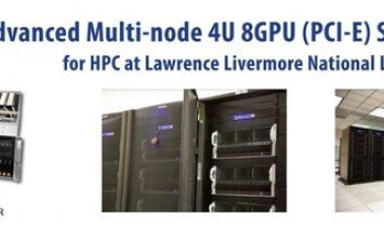 Supermicro Systems Selected by Lawrence Livermore National Laboratory (LLNL) for COVID-19 Research