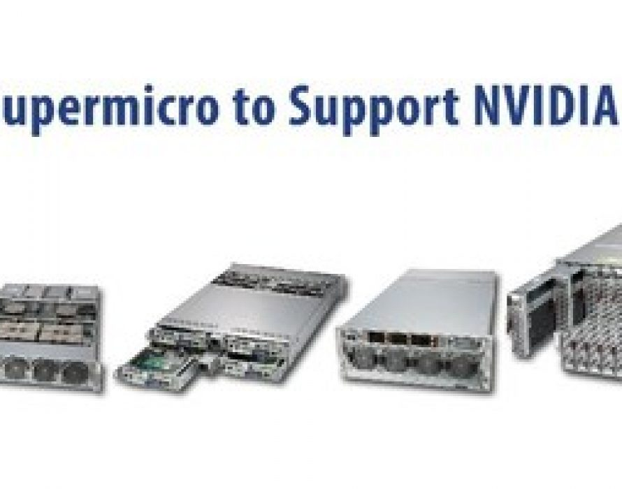 Supermicro to Support NVIDIA BlueField-2 DPU on Industry's Broadest Portfolio of Servers Optimized for Accelerated Computational Workloads in AI, AR/DR, and Data Analytics