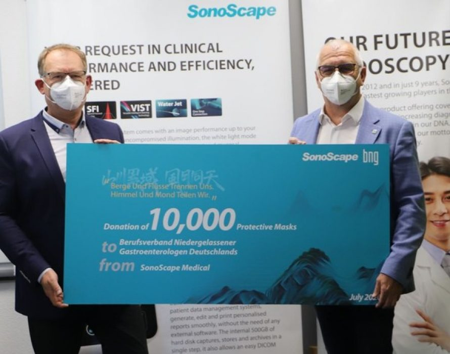 Support reaching out both physicians and the community: SonoScape in Germany