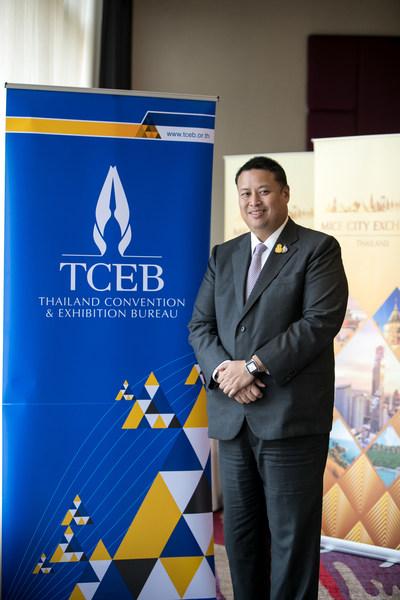 TCEB President, Mr. Chiruit Isarangkun Na Ayuthaya