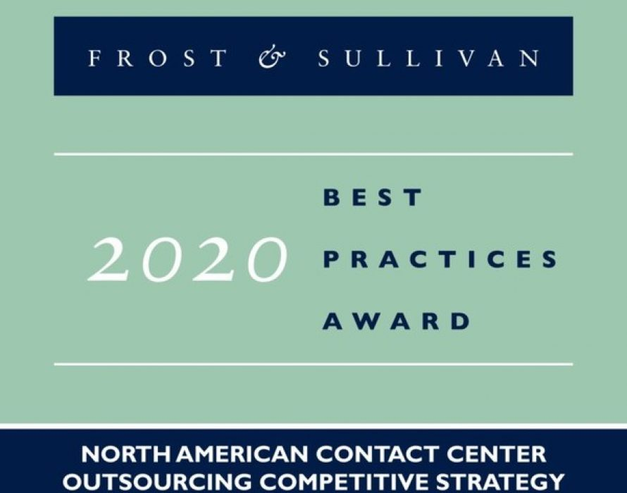 Teleperformance Recognized as the 2020 North America BPO Competitive Strategy Innovation Leader by Frost & Sullivan
