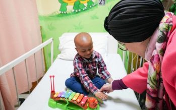 The Big Heart Foundation (TBHF): Wife of Sharjah Ruler announces USD 1.2 million grant to equip two operating theatres in Peshawar Cancer Hospital