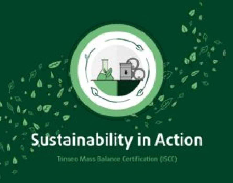 Trinseo Receives Mass Balance Certification from ISCC