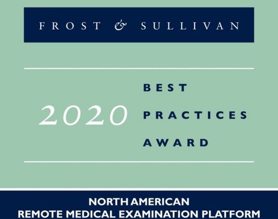 TytoCare Commended by Frost & Sullivan for Its Highly Accessible and Complete Remote Medical Examination Platform