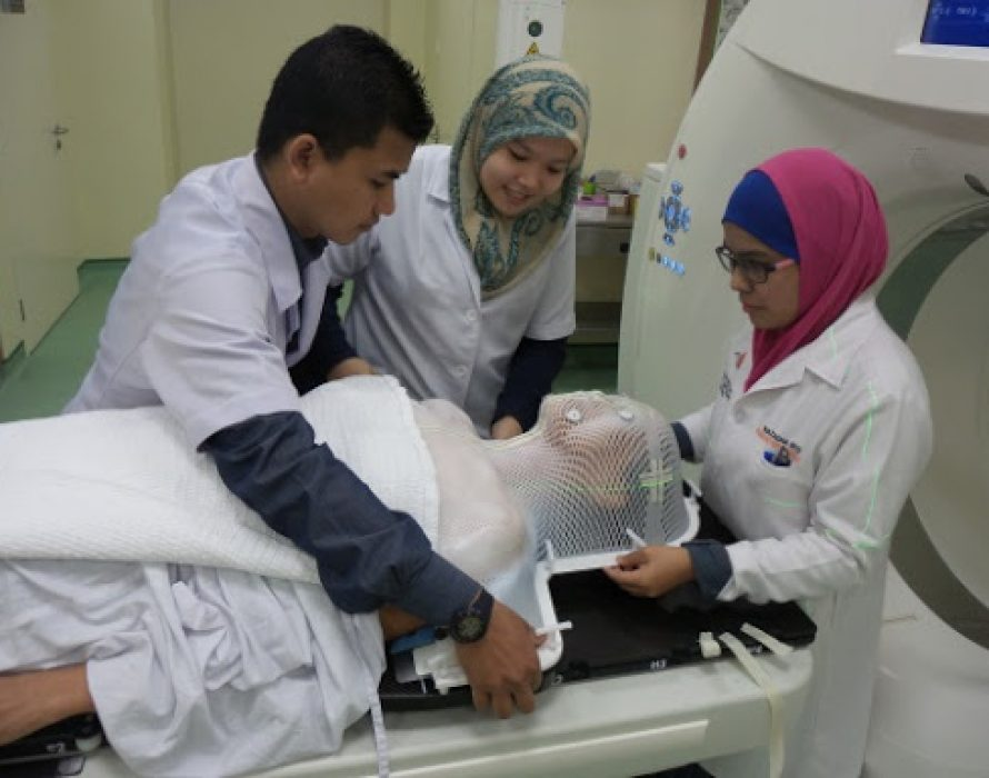 Mitigating effects of radiation on medical workers