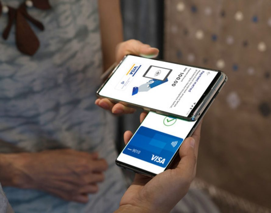 Visa Tap to Phone Transforms Payment Acceptance for Sellers Worldwide