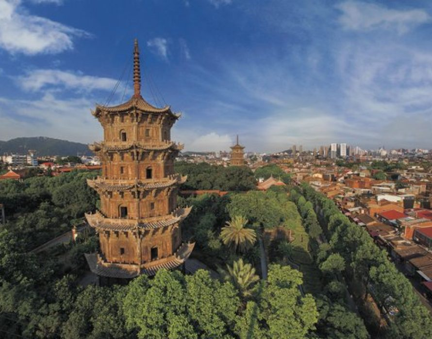 Xinhua Silk Road: China's Quanzhou strives to promote construction of pilot zone of the 21st Century Maritime Silk Road