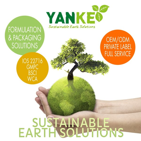 Sustainable Earth Solutions - We use more plant sourced material to replace petroleum sourced materials. we have re-fill packaging system is available for you to select. Bio-degradable and compositable material is always in our consideration when we develop new products