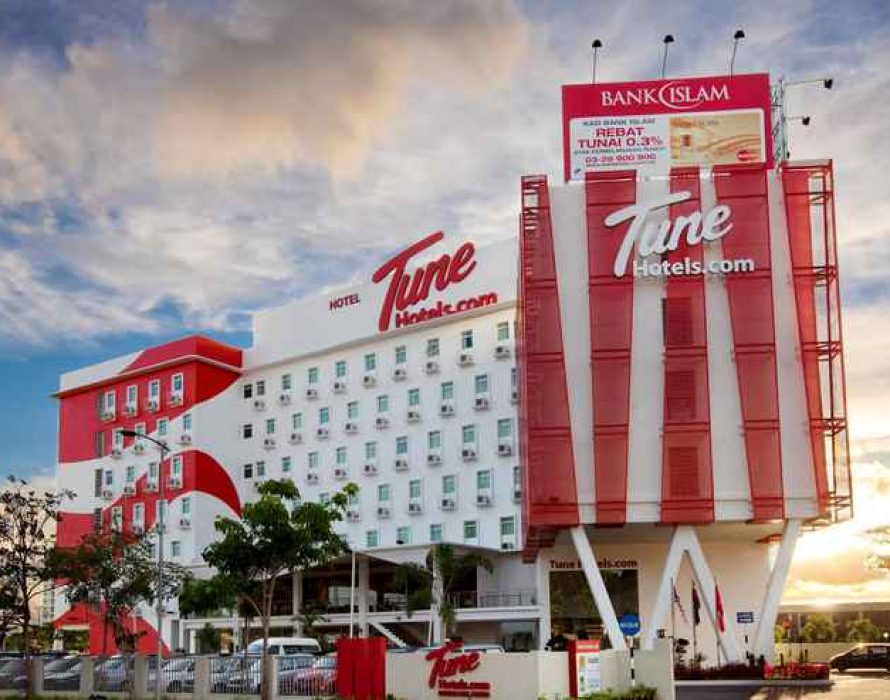 Tune Hotel KLIA-KLIA2 named as Asia's Leading Airport Hotel for 2020
