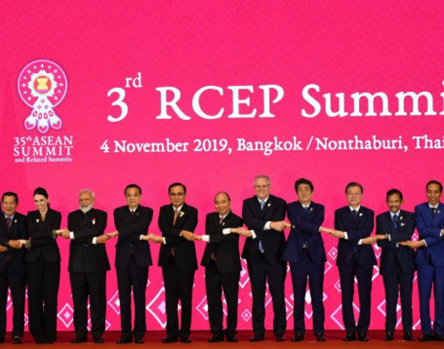 Thai PM: RCEP will create conducive investment environment, help in economic recovery