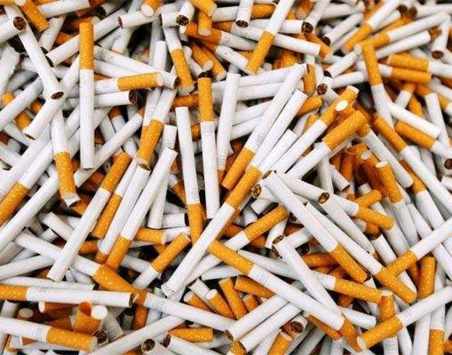 Cigarettes hidden in door panels latest syndicate smuggling tactic