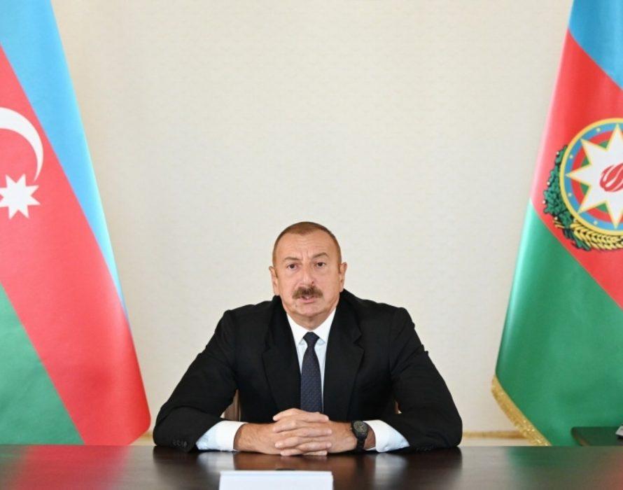 Nagorno-Karabakh: Shusha liberated from occupation, says President Aliyev