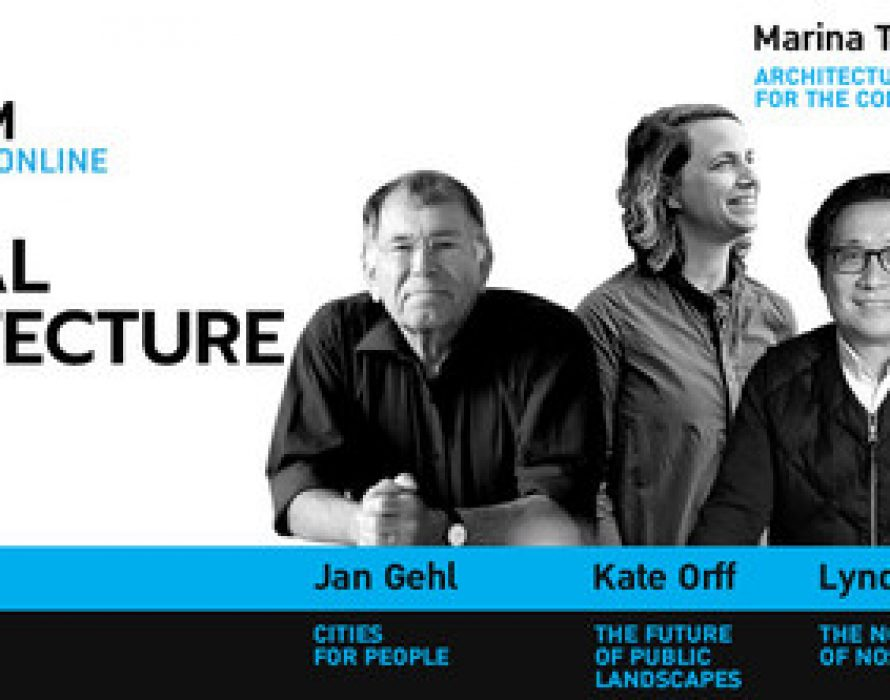 ACT FORUM '20 THE INTERNATIONAL ARCHITECTURE FORUM to be Held Nov. 18-22