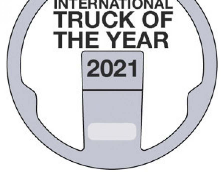 And the winner is… Welcome to the International Truck of the Year award 2021