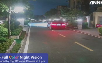 ANNKE Unveils New NightChroma™ Cameras – World's First ACE True Full Color Night Vision Smart Security Cameras Globally