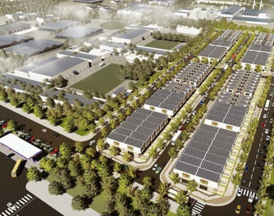 Apec Diem Thuy Thai Nguyen Industrial Park becomes a new model industrial park in Vietnam