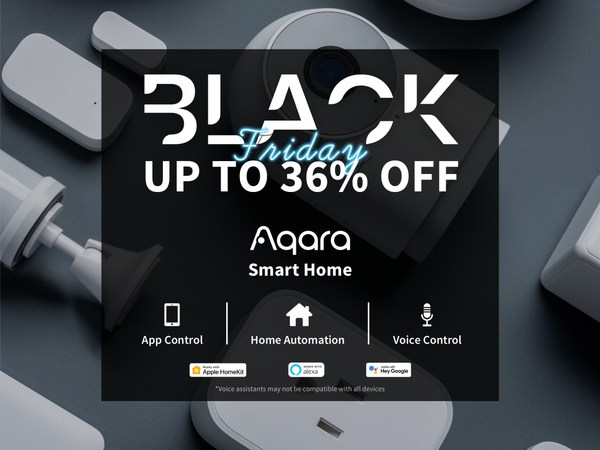 Aqara Black Friday Sale