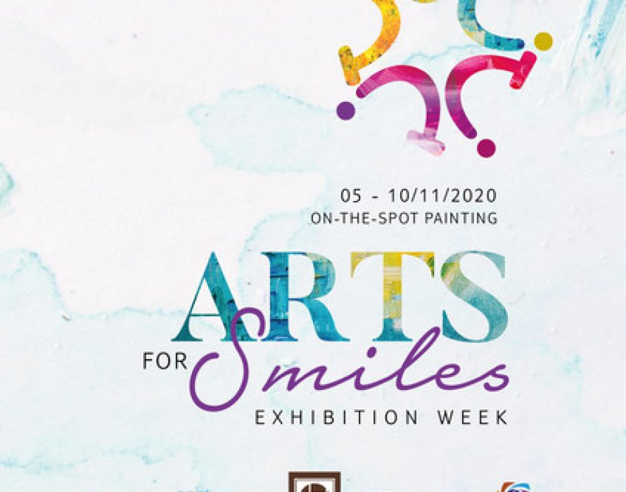 """""""Arts for Smiles"""" Painting & Exhibition Week in the South of Hoi An"""