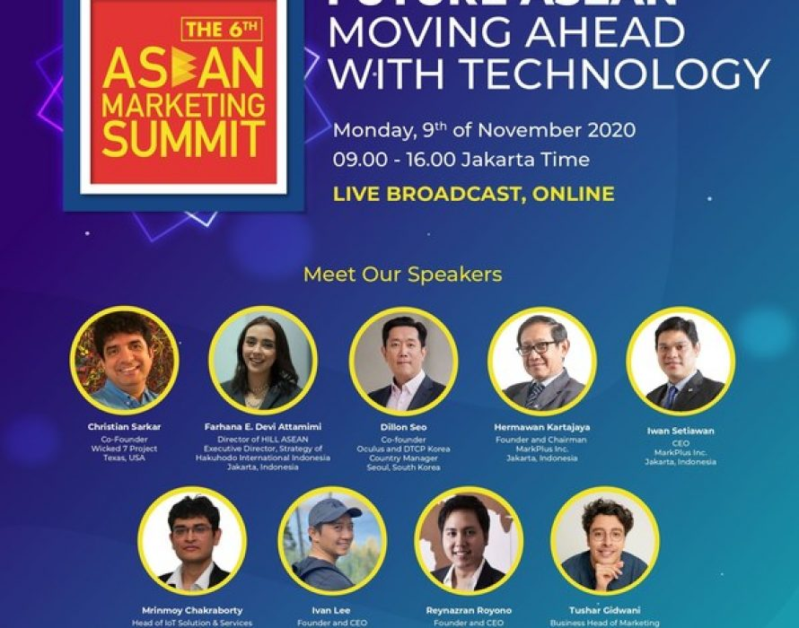 ASEAN Marketing Summit 2020 — The Biggest Marketing Summit in ASEAN is Back