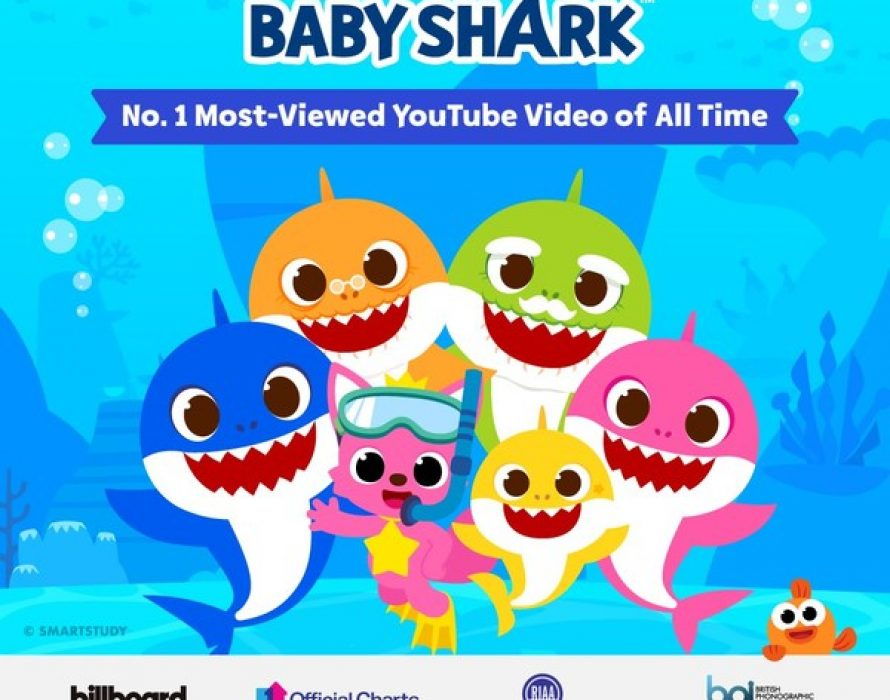 """""""Baby Shark"""" Swims to the Top of YouTube"""