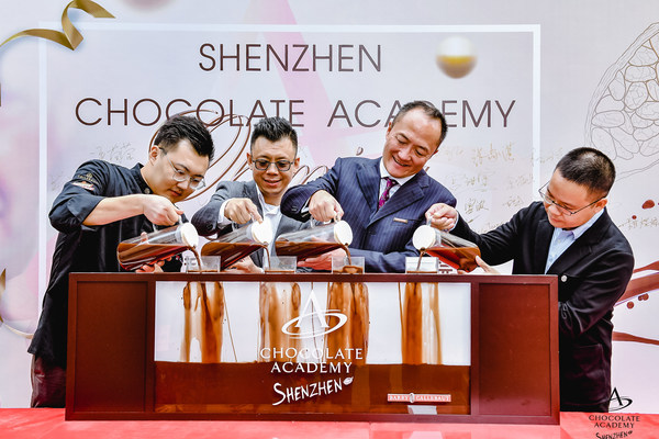 Barry Callebaut's expansion in Shenzhen is built on 12 years of local presence -- a factory in Suzhou and sales offices and CHOCOLATE ACADEMY(TM) centers in Shanghai and Beijing.