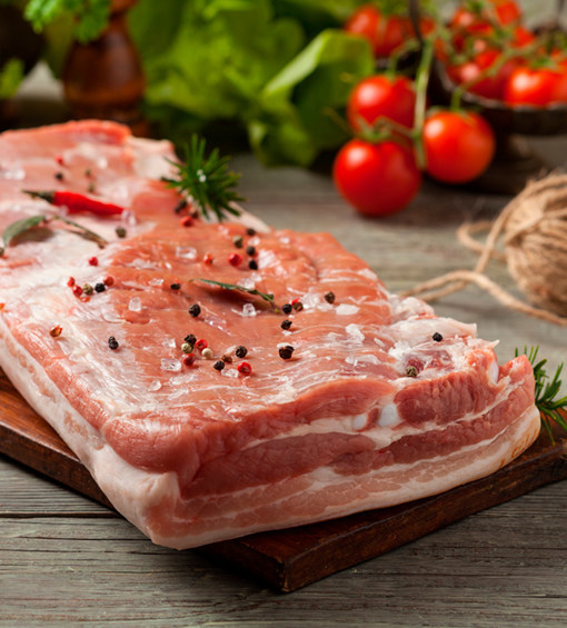 Belgian pork remained virus-free and is suitable for consumption and export
