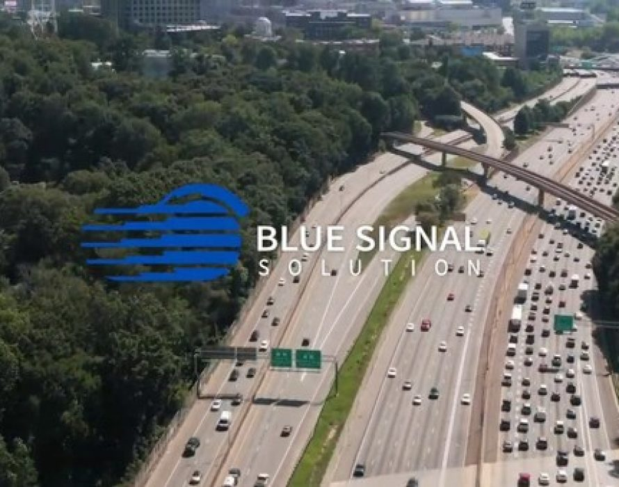 BlueSignal's 3 solutions towards future traffic: Signal Optimizer, Safe Driving Advisor, and Congestion Prediction